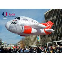 Wholesale Oxford Cloth Fly Air Plane Blow Up Advertising With CE Blower For Promotion from china suppliers