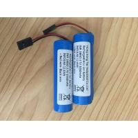Wholesale 18650 Lithium-ion Battery Pack 3350mah  Similar Panasonic For Bike Head Lighting from china suppliers