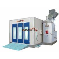 Wholesale Side Draft Paint Booth RIELLO RG5S Diesel Burner WD-500 from china suppliers