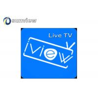 Wholesale EPL Football Iview Iptv Apk 720p -1080p Smart Plug & Play For Android Tablet PC from china suppliers