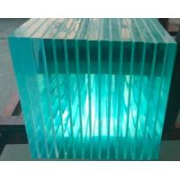 China Clear Tempered Laminated Glass Sheets Doors Interior Sound Insulation on sale