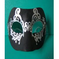 China Environmently- friendly Hallowmas Mask Pulp Moulded Products Support DIY Painting on sale