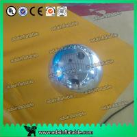 Wholesale 40cm Holiday Inflatable Silver Mirror Ball Balloons Dia. 5M For Display from china suppliers