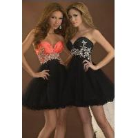 Wholesale Black Sweetheart Homecoming Dresses from china suppliers