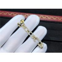 Wholesale kuwait jewelry stores Women'S Glamorous Messika Jewelry , 18K Gold Messika Move Earrings from china suppliers