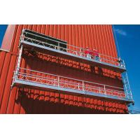 Wholesale Powered Construction Lifting Suspended Platform Cradle Equipment , Motion Platform from china suppliers