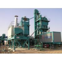 Wholesale 1000C type Freda burner mobile asphalt plant 90kw induced draft fan 50mm mineral wool from china suppliers