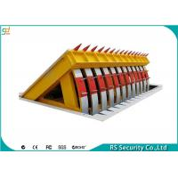 Quality Yellow CE Approved Road Traffic Vehicle Blockers Heavy Duty Facilit for sale
