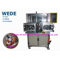 Buy cheap Automotive Armature Winding Machine For Power Tool 3-15mm Shaft Diameter from wholesalers