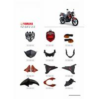 Wholesale YAMAHA FZ-S FZ2.0 Motorcycle Parts And Accessories ABS Plastic / PC Material from china suppliers
