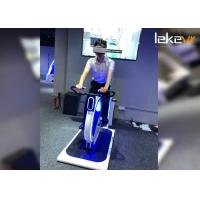 Wholesale 2 Seats Virtual Reality Bike Ride / Indoor Cycling SimulatorWith 9D VR Glasses from china suppliers
