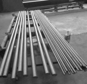China TC17 Titanium Alloy Bar on sale