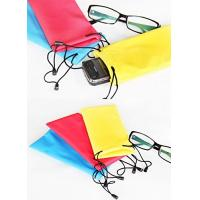 Wholesale 600D Nylon Microfiber Sunglass Pouch , Children's Soft Case For Glasses from china suppliers