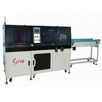 China High Speed Shrink Side Sealer Continuous Packaging automation With Shrink Tunnel for sale