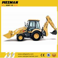 Wholesale 7T backhoe loader, 7t tractor with bucket and digger,China backhoe loader from china suppliers