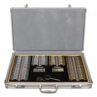 Wholesale Easy Carry On Optometry Trial Lens Set 158 PCS Accurate Optical Lens GLJ8158 from china suppliers