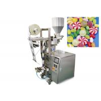 Wholesale 3 Side Seal Sugar Sachet Packaging Machine , High Accuracy Tea Bag Packaging Machine from china suppliers