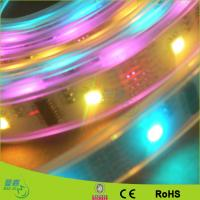 Red / Yellow / Green LED Ribbon Tape Light Strip For Home / Shop Decoration for sale