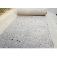 Wholesale Durable Grey Needle Punched Non Woven Polyester Felt Anti - Pull from china suppliers