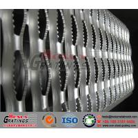 punching hole safety grating