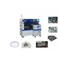 China Multi - Functional Pick And Place Machine , HT-E5S LED Chip Mounting Machine 8 Heads for sale