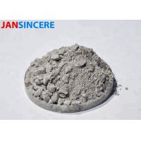 China Foundry High Temperature Refractory Cement Powder Castable Dense Corrosion Resistance on sale