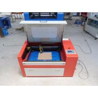 Wholesale 45w Co2 Laser Cutting Engraving Machine For Art Work Industry , Laser Cut Acrylic Jewelry from china suppliers