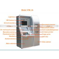 Buy cheap Traffic Ticket Payment Automatic Teller Machine ATM / Self Service Terminal from wholesalers
