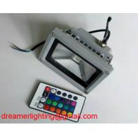 Wholesale 10W RGB waterproof High Power LED Flood Spotlight Light Lamp from china suppliers