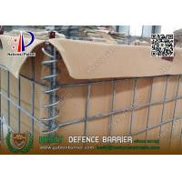 1M HIGH HESCO Defensive barrier