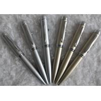 Wholesale 2012 lightweight fashion flashlight powerful LED Laser Pen with batteries LY803 from china suppliers