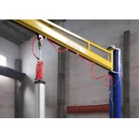 Wholesale 2.5 KW Vacuum Hoist Lifting Systems , Floor Mounted Jib Crane Semi Automatic from china suppliers