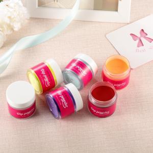 Wholesale wholesale nail dip color powder dipping powder 1oz dip nail polish easy and simply apply on nail from china suppliers