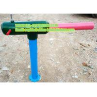 China Colorful Water Park Equipment Water Gun Spray Equipment for Pool , 110x100cm on sale