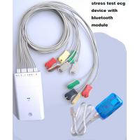 China Icv1200 Wireless Ecg Machine Bluetooth Module Conenction With 12 Leads on sale