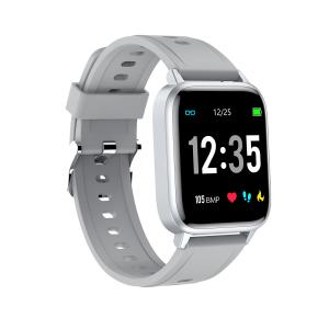 Wholesale Narrow Border Glass Mirror 180mAh IP68 Waterproof Smart Watch from china suppliers