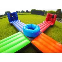 Wholesale New Product Inflatable Interactive Games Human Hungry Hippo With Small Inflatable Balls from china suppliers