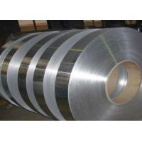 China Mill Finished  Aluminum Strip For Composite Pipe , Flat Aluminum Strips Alloy 3003 / 8011 on sale