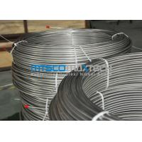 Wholesale ASTM A269 Seamless Stainless Steel Coiled Tubing For Pre-insulated Tube from china suppliers