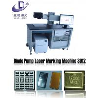 Wholesale Computer Controlled Co2 Laser Marking Machine 100 X 100 mm Marking Range from china suppliers
