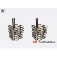 Wholesale Heating & Cooling Helical Coils Tube Chilled Water Cooling Coil from china suppliers