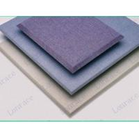 Quality Room Sound Insulation Polyester Fabric Acoustical Wall Panels Customized for sale
