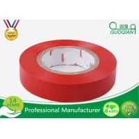 Wholesale Red / Yellow Insulation Tape , Heat Resistant Insulation Tape For Underground Pipeline from china suppliers
