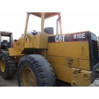 Wholesale 910E USED CATERPILLAR WHEEL LOADER FOR SALE ORIGINAL JAPAN CAT 910E WHEEL LOADER from china suppliers