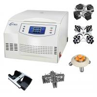 Adjustable RCF Range Large Capacity Centrifuge BT5 With CE / ISO9001