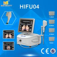 Wholesale Ultra lift hifu device, ultraformer hifu skin removal machine from china suppliers
