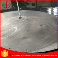 Wholesale ASTM A128 B-4 Round Wear Parts 30mm Thick Impact Value ≥150J Sand Cast Process EB12024 from china suppliers
