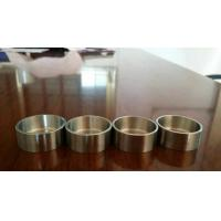 Wholesale 99.95% pure sintering molybdenum crucibles for melting from china suppliers