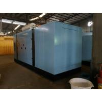 Wholesale Cummins Silent Diesel Generator Set 300kva 230V / 400V AC Three Phase Long Service Life from china suppliers