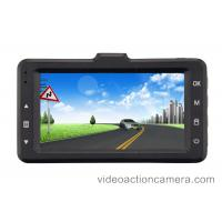 Buy cheap Zic Alloy Full HD 1080P Dash Cam Security With G- Sensor Wide Angle from Wholesalers